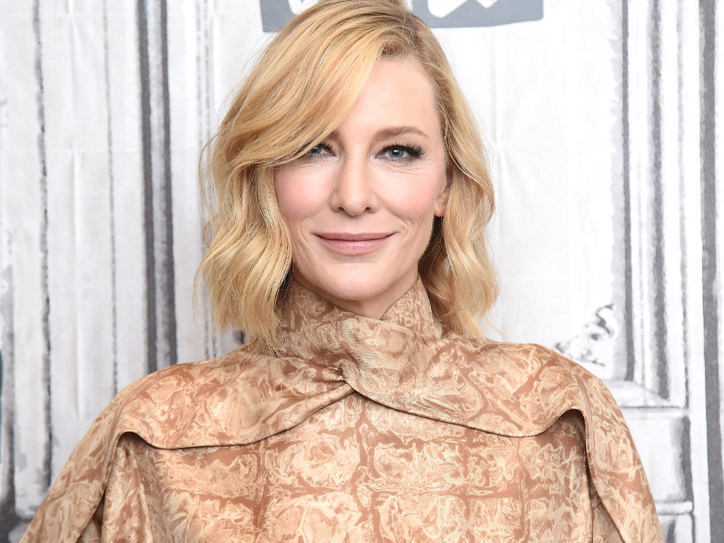 It's Official: Cate Blanchett's Sleeves Just Marked the Return of the '80s