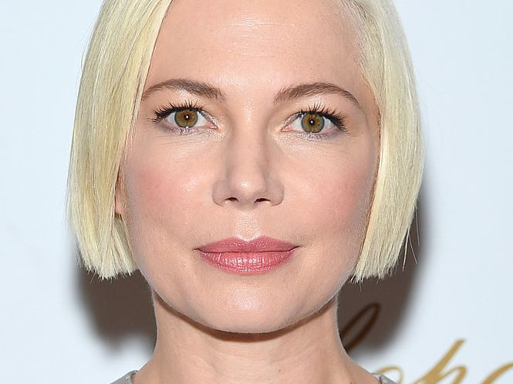 Michelle Williams Looks So Different Without Her Signature Pixie Cut