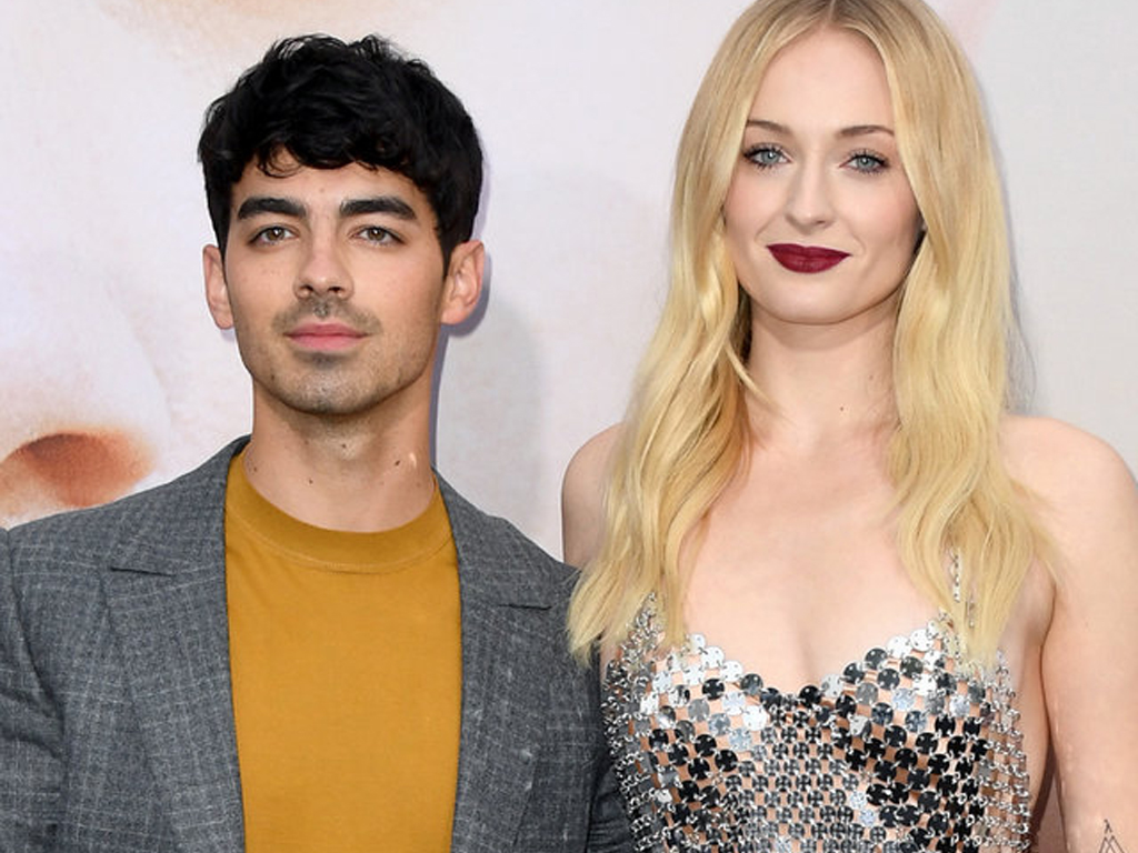 Sophie Turner Channeled Her Best Bond Girl at Joe Jonas's 007-Themed Birthday Party