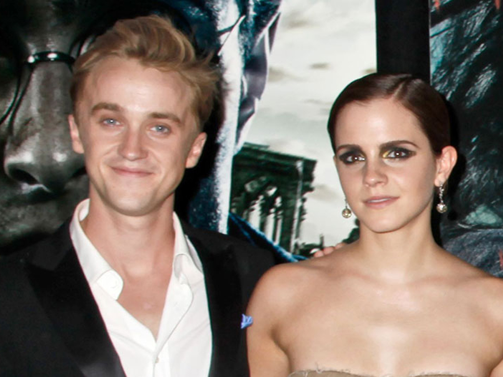Emma Watson & Tom Felton Are Vacationing Together In South Africa So Obviously It's Dramione Forever