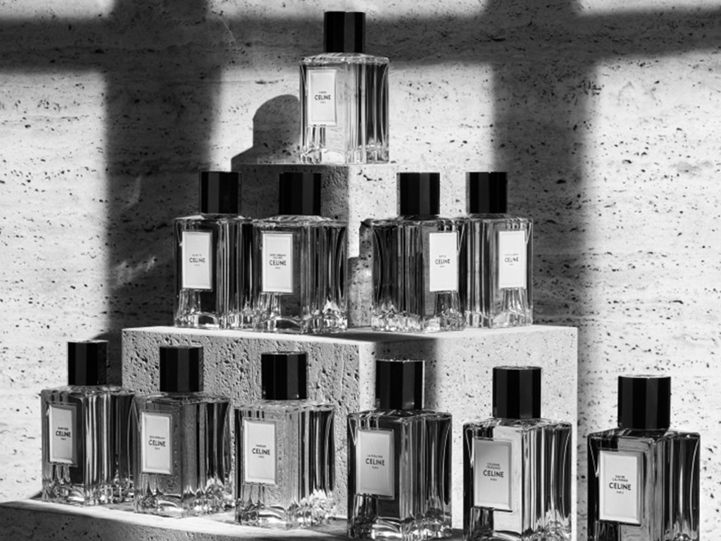 Hedi Slimane's Vision for New Celine Now Comes in Scent Form