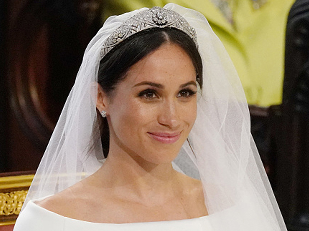 Meghan Markle Used Pinterest to Find Her Wedding Day Look & Same