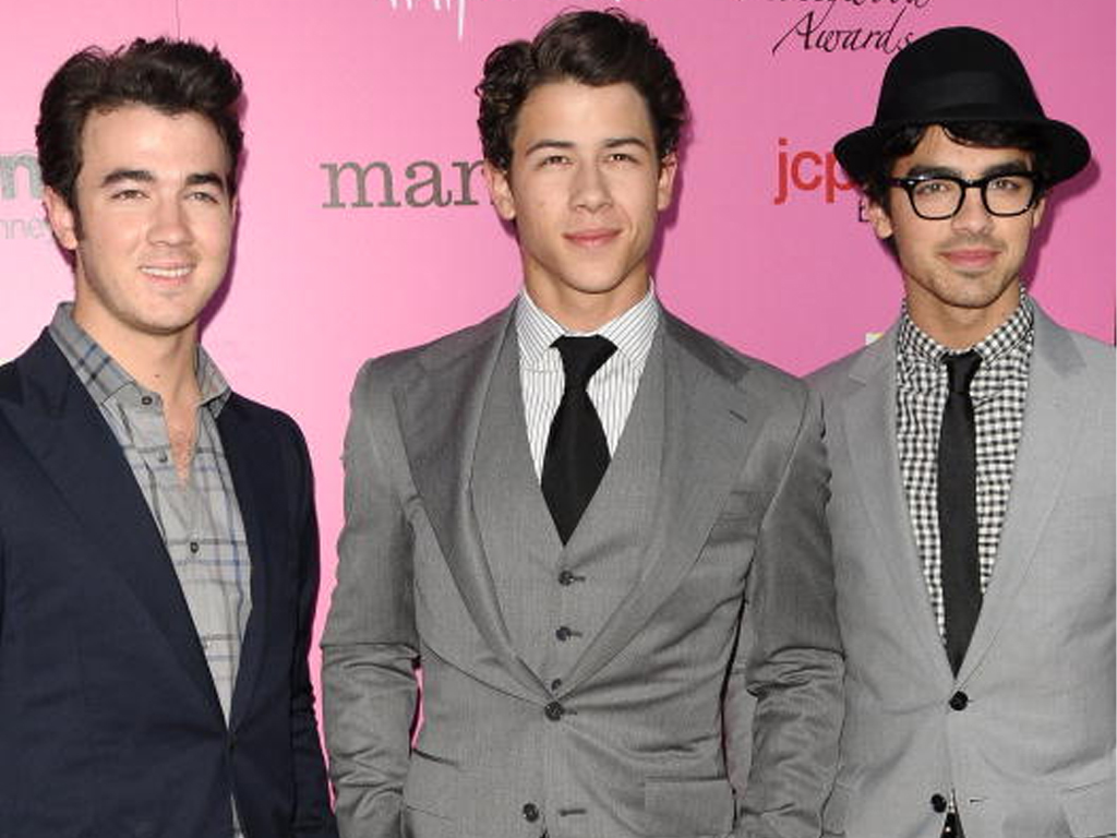 The Jonas Brothers Returning To The VMAs Stage Was 11 Years In The Making