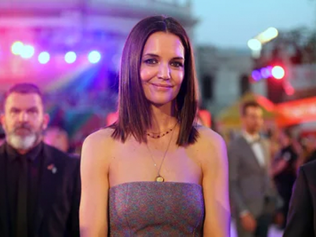 Katie Holmes Is Already Wearing Fall's Biggest Trend