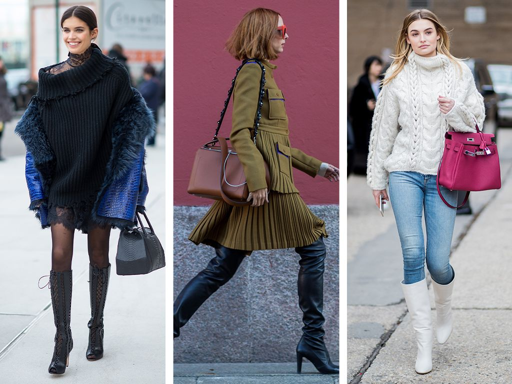 3 So-Right-Now Ways to Style Boots