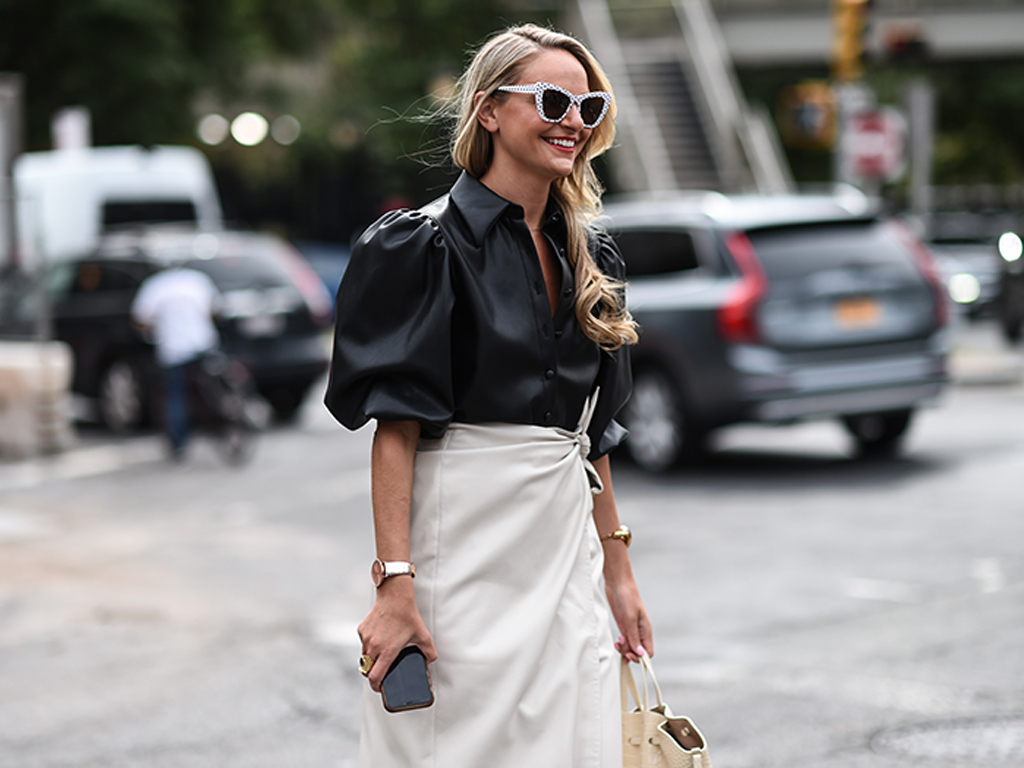 The Best Street Style from New York Fashion Week Thus Far