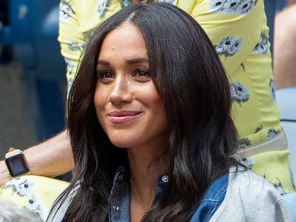 Meghan Markle Took a Break from the U.S. Open to Surprise Her Makeup Artist