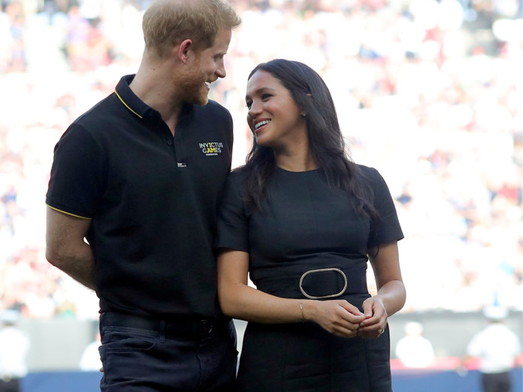 The Palace Just Released All the Details About Meghan Markle and Prince Harry's Trip to Africa
