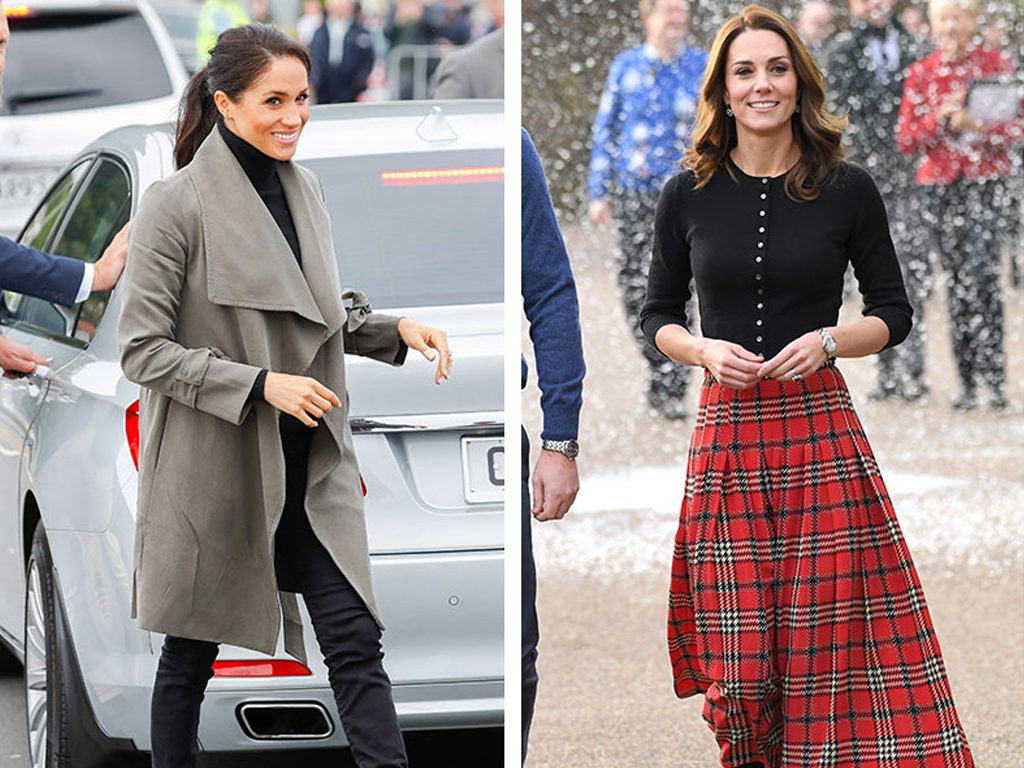 Meghan Markle and Kate Middleton Boots: A Guide to Every Royally Inspired Pair You Need This Fall