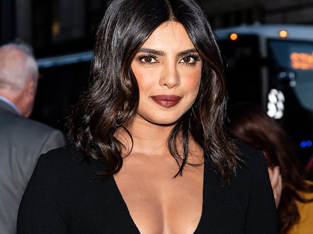 Priyanka Chopra Just Got The Ultimate Autumn Hair Makeover