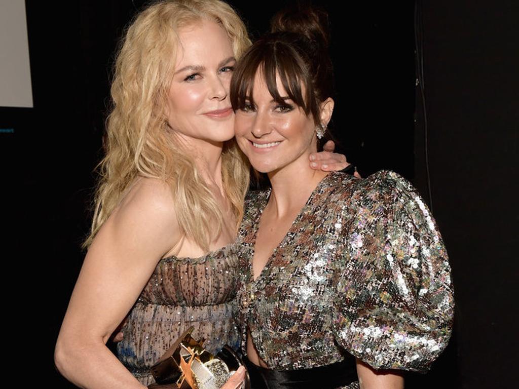 Nicole Kidman and Shailene Woodley Had the Sweetest Big Little Lies Reunion in Toronto