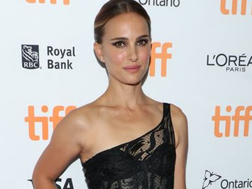 Natalie Portman Wore the Most Sophisticated Dress to Her Film Premiere