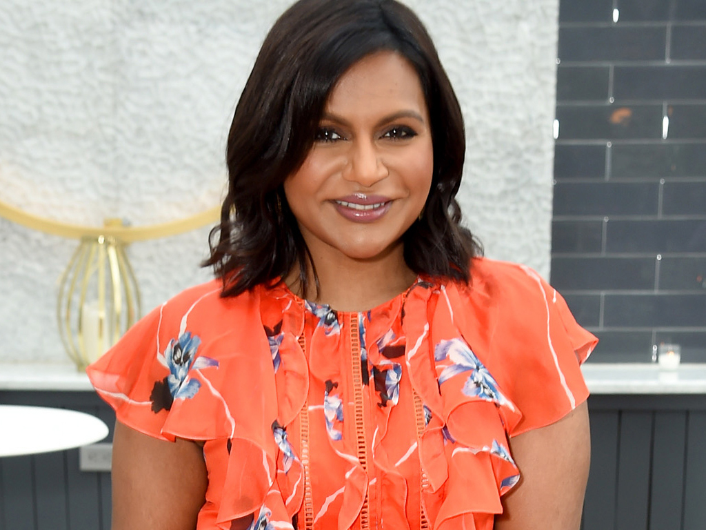 Mindy Kaling Reveals Which Co-star She'd Actually Let Babysit Her Daughter Katherine