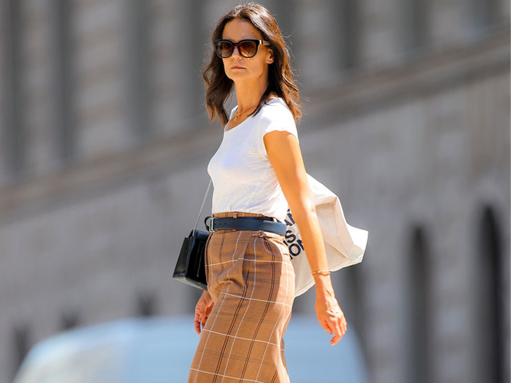 Katie Holmes' Fall Outfits Are Full of Must-Try Style Lessons