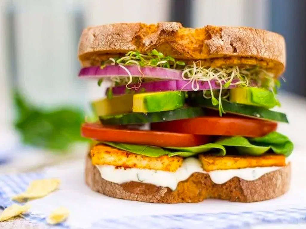19 High-protein Veggie Sandwiches That Are Sure to Satisfy