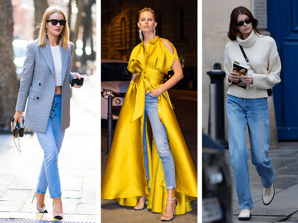 3 Ways to Style Denim (from Weekend-Cool to Girls' Night Out)